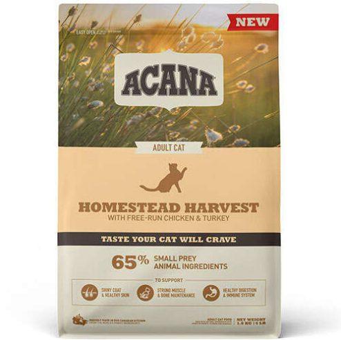 Acana Homestead Harvest Yetişkin Kedi Maması