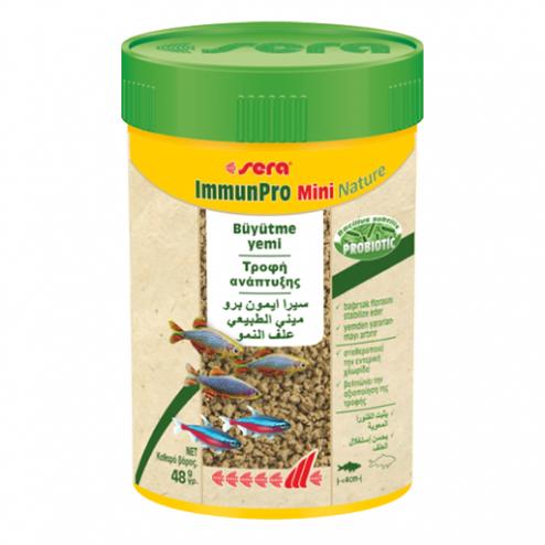 Sera Immun Pro Mini Nature 100ml - evcilpet.com